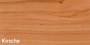 Erhältlich in der Holzart Kirsche