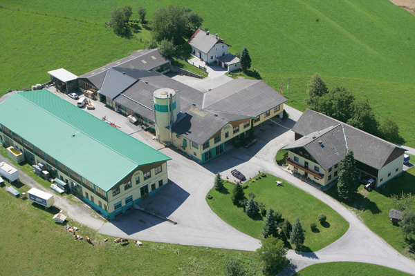 Company Premises in Obertrum am See