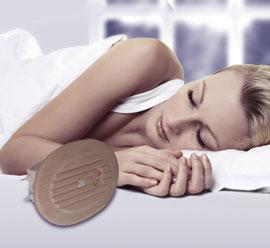 Mit dem Relax 2000 Schlafsystem mit Naturdiamanten hat eine positive Wirkung auf den Organismus und Sie schlafen besser.