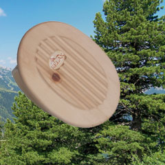 The particular effect of arolla pine - queen of the Alps – influences the human body positively: you sleep better in a bed made of arolla pine!
