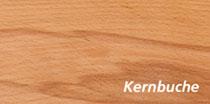 """Die Relaxmassivholzbetten sind auch in der Ausführung """"Kernbuche"""" erhältlich."""