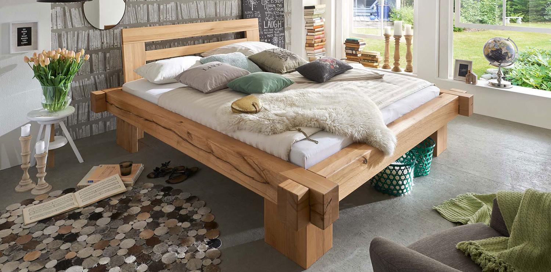 Massivholzbetten Metallfrei solid wood beds
