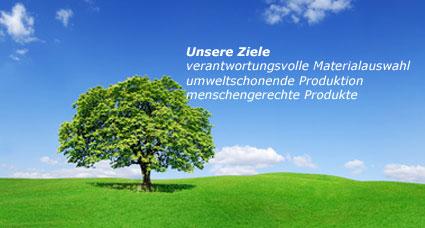 Bei der Produktion der Relax Naturbettsysteme sind wir uns unserer Verantwortung bewußt und setzen ausschließlich umweltschonende Materialien und Herstellungsverfahren ein.