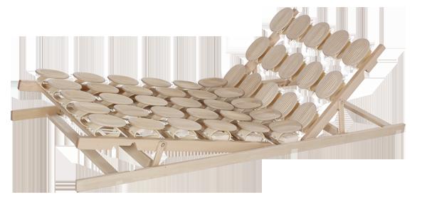 Relax 2000 ist der beste Schlafkomfort für Ihr Wohlbefinden. 45 patentierte, dreidimensional gelagerte Spezialfederkörper lassen Sie schwebend im Relax Bettsystem übernachten.